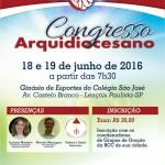 RCC realiza seu Congresso Arquidiocesano neste final de semana
