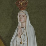 Visita da imagem de Fátima se encerra hoje na Arquidiocese