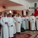 Seminaristas da Arquidiocese estão em missão em Goiás