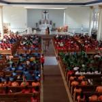 Catequistas da Arquidiocese se encontram em Lençóis Paulista