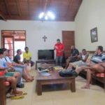Seminaristas visitaram a Fazenda da Esperança
