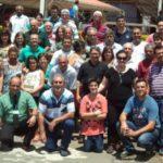 Movimento do Terço dos Homens da Paróquia N.S. de Fátima de Botucatu participou da 7ª Romaria ao Santuário Nacional