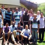 Seminaristas da Arquidiocese passam por ADI na Fazenda da Esperança