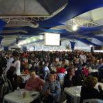 Festa de Sant'Ana reuniu 20 mil pessoas
