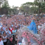 Milhares de Romeiros participaram da Festa da Assunção no Santuário de Aparecida de São Manuel