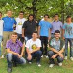 Vocacionados foram admitidos ao Seminário São José