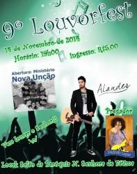 9º Louvor Festa será na sexta (14) em Botucatu
