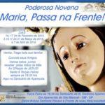 """Santuário de Aparecida iniciou a Novena """"Maria passa na frente"""""""