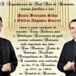 Seminaristas Paulo e Edélcio serão ordenados Diáconos