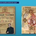 Diáconos Edélcio e Paulo serão Ordenados Presbíteros