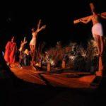 """Espetáculo da """"Paixão de Cristo"""" espera reunir milhares de pessoas no Largo da Catedral de Botucatu"""