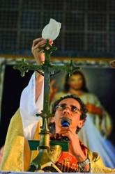 Paróquias de Igaraçu do Tietê e Barra Bonita realizaram o 10º Cerco de Jericó