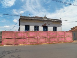 Pratânia: Centro Pastoral será em antigo casarão