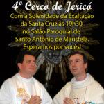 Encerramento do 4º Cerco de Jericó será hoje (14), em Maristela – Laranjal Paulista