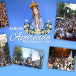 Santuário se prepara para receber milhares de romeiros na Festa de Aparecida de São Manuel