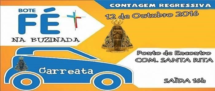 Macatuba promove Festa a Nossa Senhora Aparecida