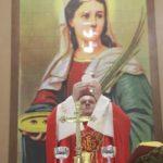 Santa Luzia é celebrada em Avaré