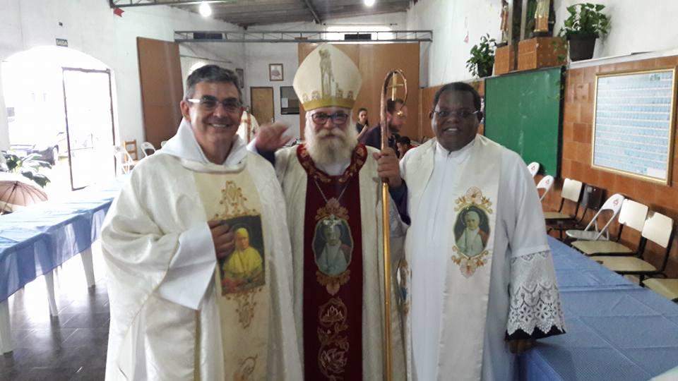 Padre Francisco assume Paróquia São Pio X em Botucatu