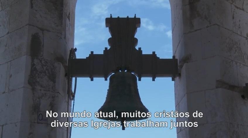 O vídeo com as intenções de oração do Santo Padre para janeiro