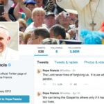 Seminário sobre Twitter no Vaticano: Papa, um líder nas redes sociais