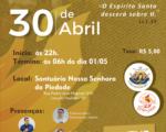Ministério Jovem da RCC realizará Vigília Juventude em Chamas em Lençóis Paulista