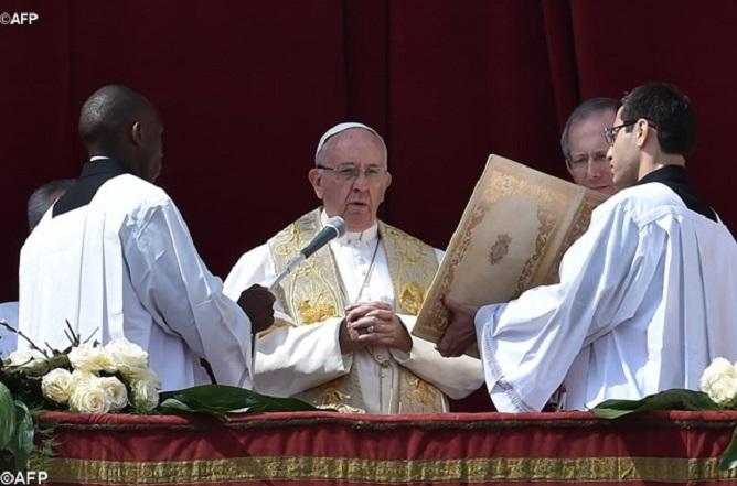 Acompanhe a programação da Semana Santa com o Papa
