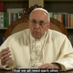Papa Francisco surpreende líderes mundiais com palestra TED