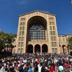 Maio: mês das romarias no Santuário Nacional