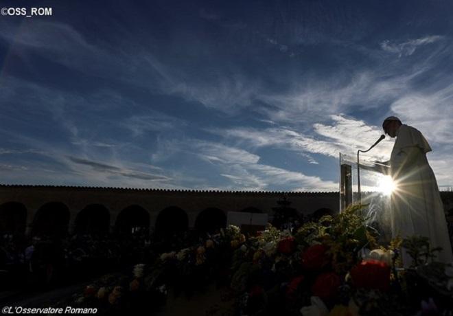 No Dia do Meio Ambiente, Papa pede respeito por patrimônio da humanidade