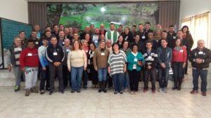 Equipe de Multiplicadores de MECEs participa de retiro de capacitação