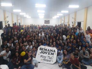 Mini TLC de Avaré promove 1ª Semana Jovem