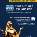 Arquidiocese de Botucatu participará do Programa Louvemos o Senhor