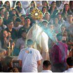 DNJ reuniu centenas de jovens no último domingo