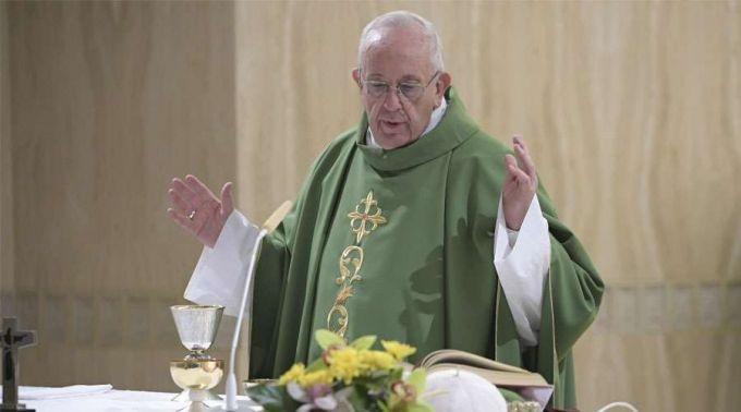 Papa Francisco pede coragem para fazer crescer o Reino de Deus