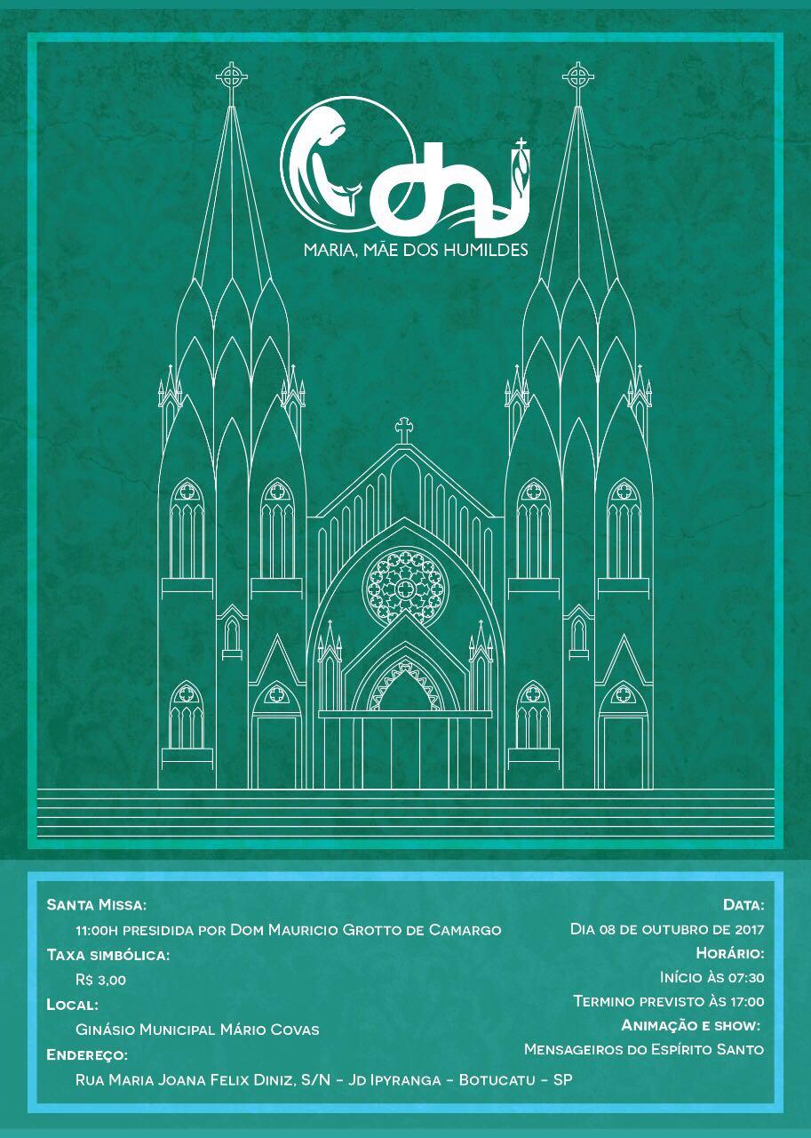 Convite de Dom Maurício para o DNJ 2017