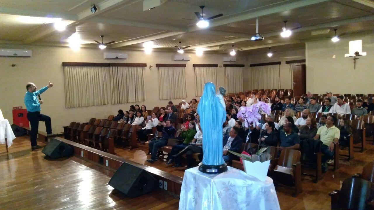 Botucatu acolhe formação para leigos sobre dogmas marianos