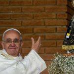 300 anos da Padroeira do Brasil à luz da palavra do Papa Francisco