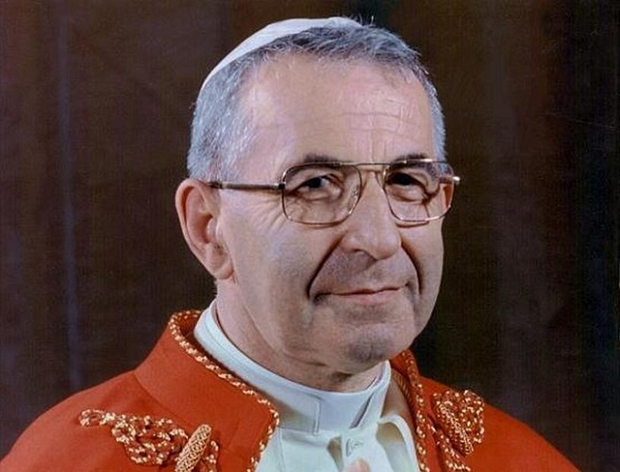 Papa reconhece virtudes heroicas de João Paulo I