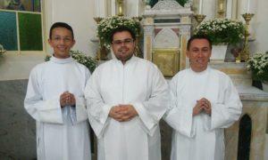 Dom Maurício designa paróquias onde futuros diáconos exercerão o ministério