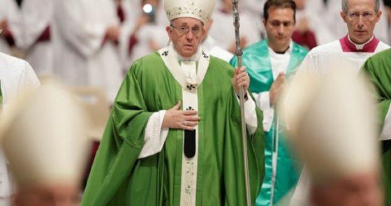 Papa Francisco: na fragilidade dos pobres há uma força salvífica
