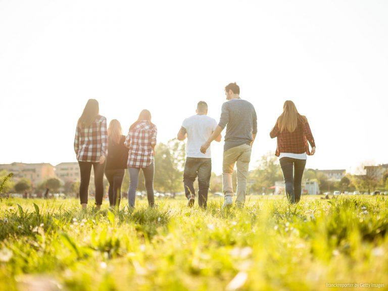 Jovens impulsionados pelos desafios da nossa sociedade
