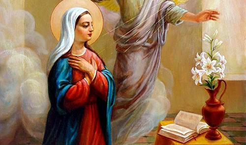 Imaculada Conceição de Nossa Senhora . Solenidade