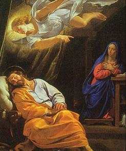 Últimos dias antes do Natal - 18 de dezembro do Advento