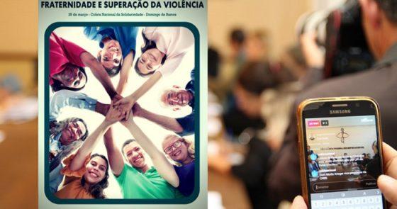 Abertura da CF 2018 será transmitida ao vivo para o Brasil e o mundo