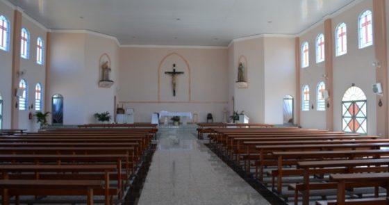 Arcebispo nomeia novo pároco e vigário para Paróquia Sant'Ana e São Joaquim de Lençóis Pta.