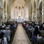 Missa da Unidade reúne clero e centenas de fiéis na Catedral