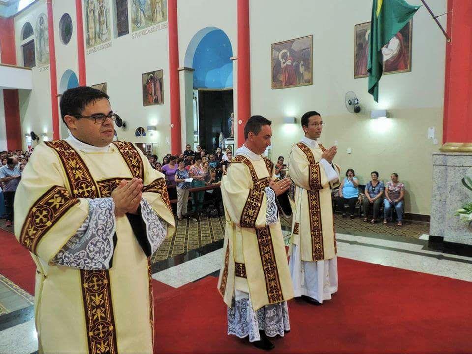 Arquidiocese passará a contar com mais três novos padres nas próximas semanas