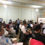 Padres da Arquidiocese participam de retiro para diretores espirituais do ECC