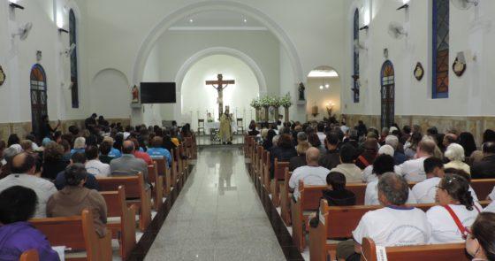 Paróquia Menino Deus abre Ano Jubilar em preparação aos 50 anos de existência