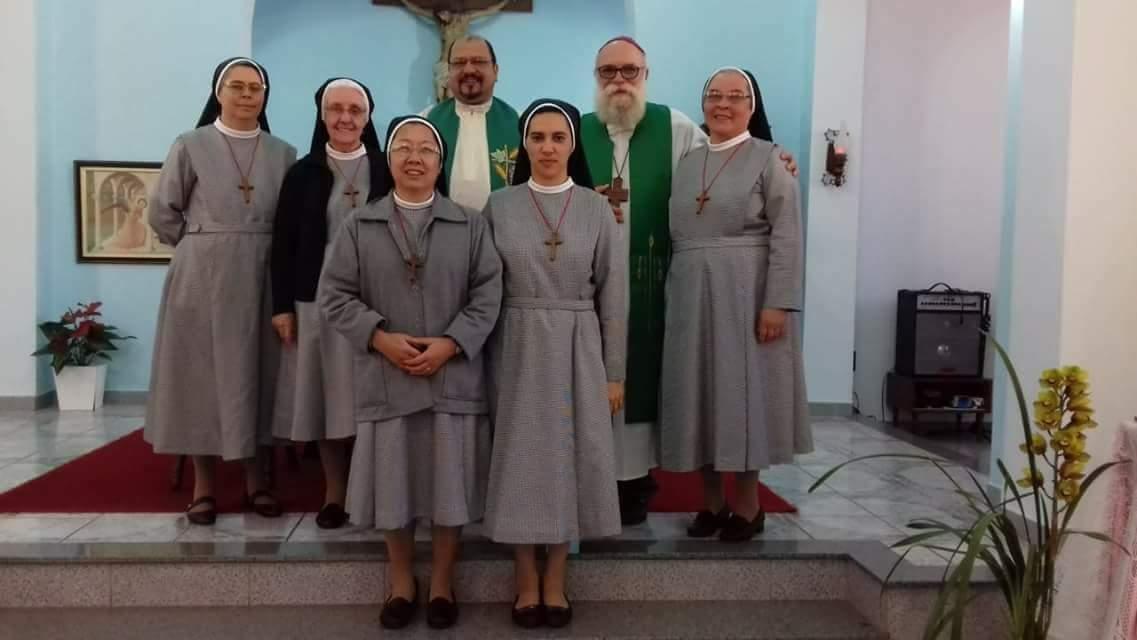 Irmãs Servas do Senhor elegeram nova Superiora Geral